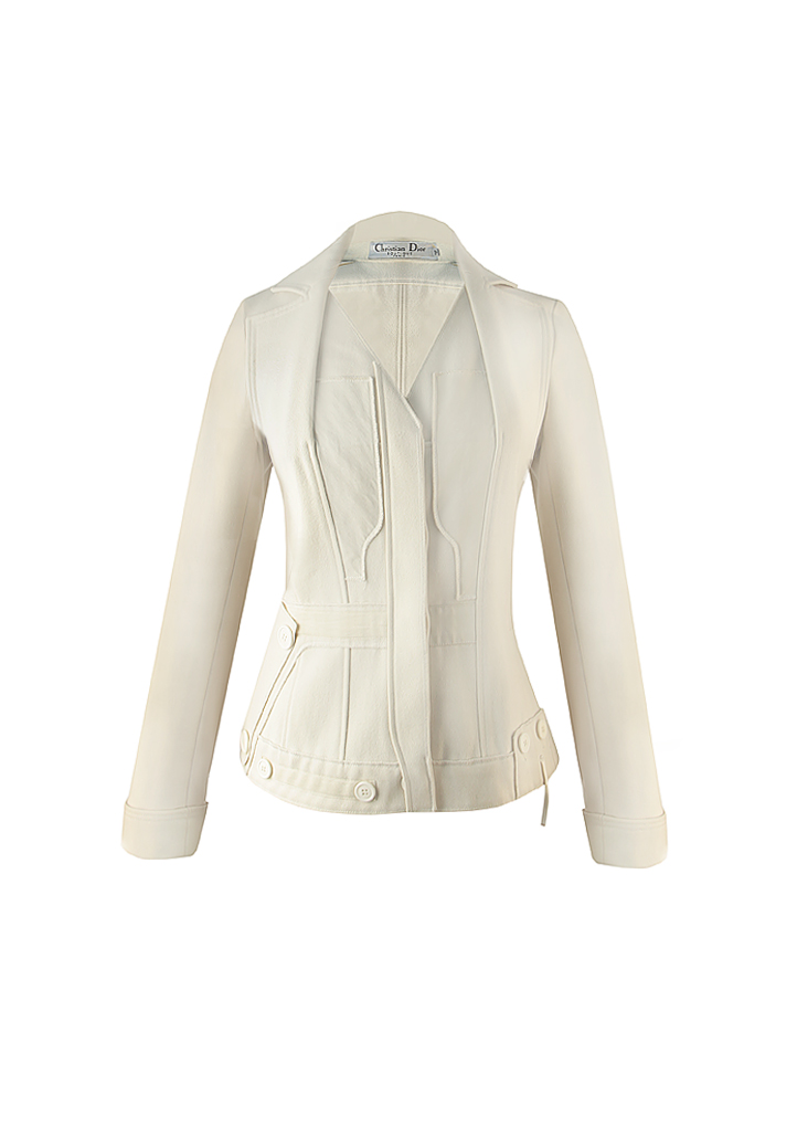 6dc594f5b10 Christian Dior Wool Jacket - Vintage Voyage store