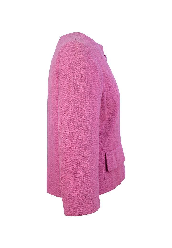 fc8981ea175a9 Balenciaga Pink Jacket - Vintage Voyage store