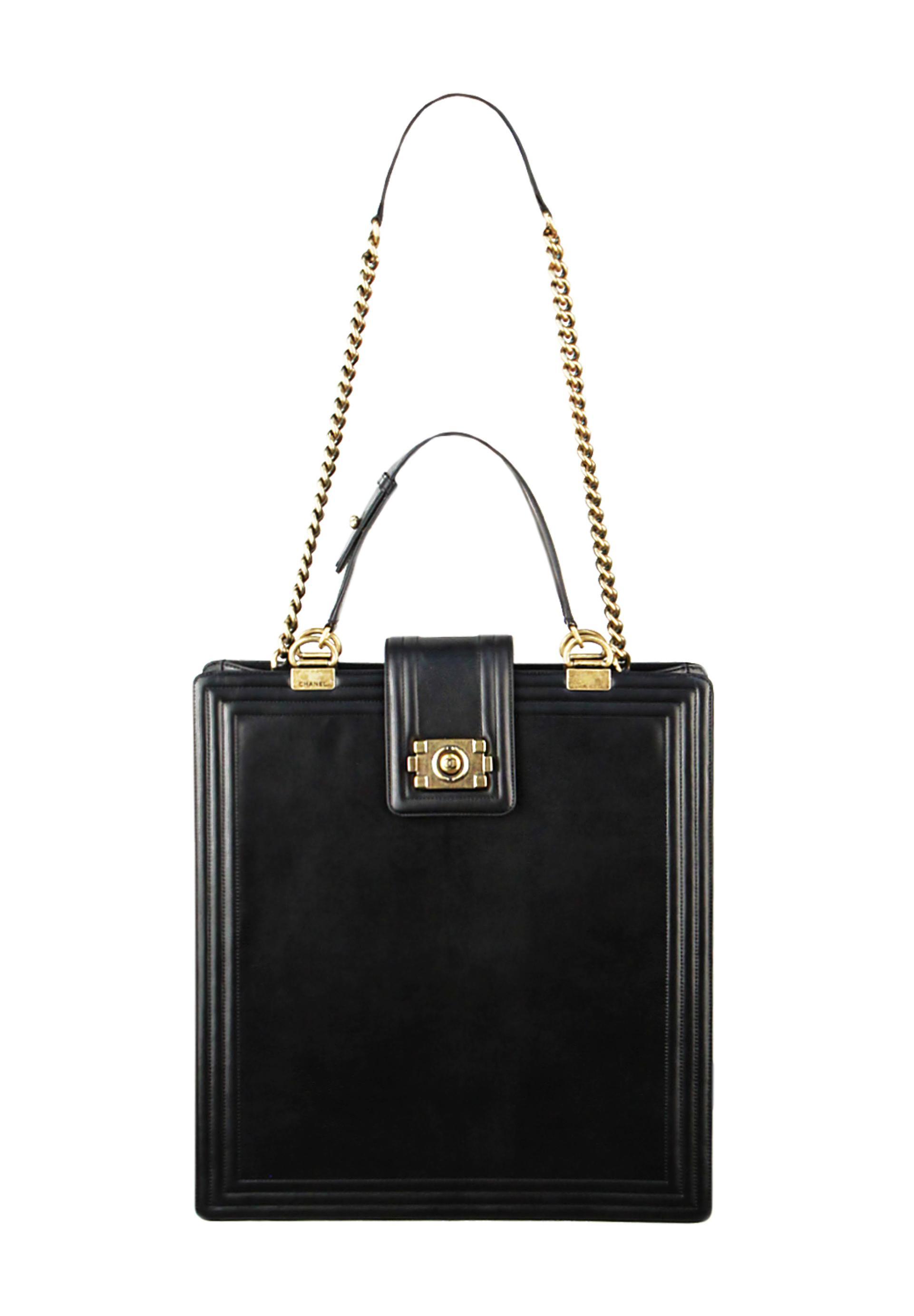 8924c337e193 Chanel Premiere Watch Bag · Chanel Tote Black Bag ...