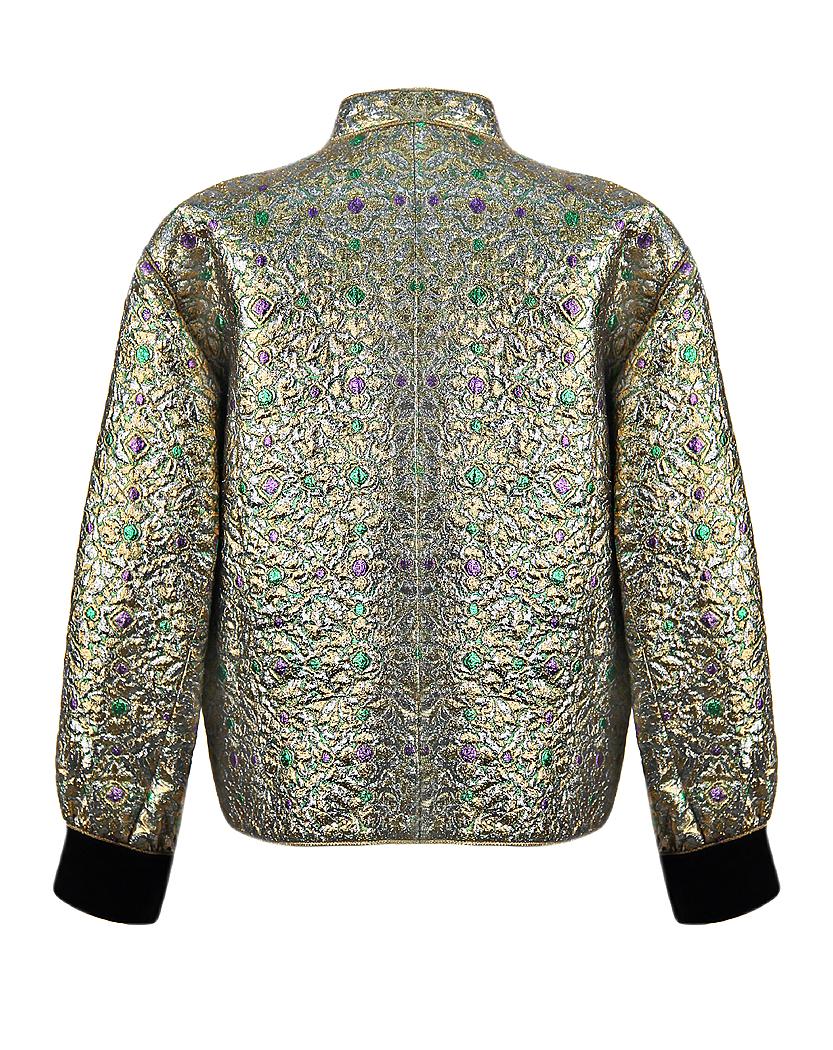73a0164916d Yves Saint Laurent Brocade Jacket - Vintage Voyage store