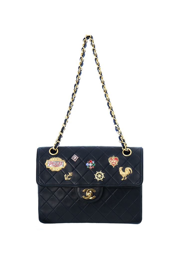 2c87e24ddc17ff Chanel History by Dylan Bag - Vintage Voyage store